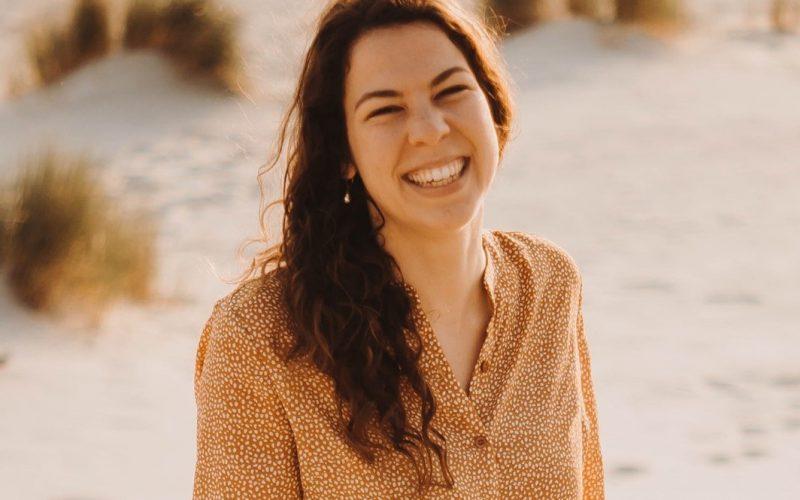 Anna Boogert student voor team Lydia/Annelies