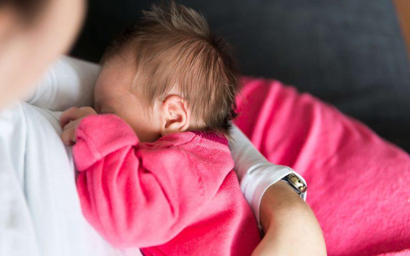 Evaringsverhaal: 'Borstvoeding: hou vol!'